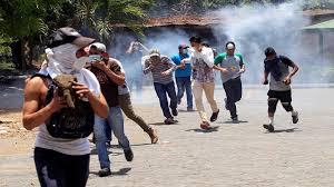 nikaragua protesto ile ilgili görsel sonucu
