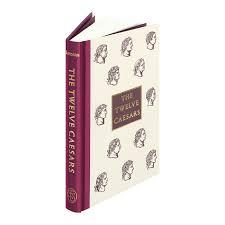 Twelve Caesars The Twelve Caesars Folio Society