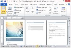 Microsoft Word Report Templates Free Download Salonbeautyform Com