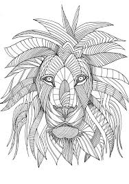Small Picture 43 best AnimalAdult coloring pages images on Pinterest