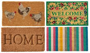 laura ashley oliver bonas and john lewis the 10 best doormats