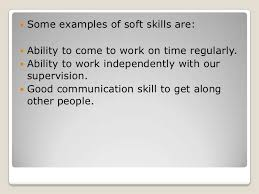Knowledge Skills And Abilities Resume Skills And Abilities Examples