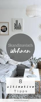 Skandinavischer Wohnstil Und Andere Dinge Die Während Der Ferien In