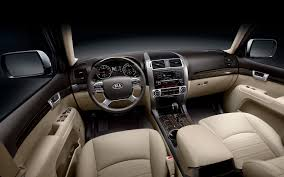 2018 kia mohave. delighful mohave interior image in 2018 kia mohave