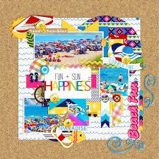 Tinci Designs Beach Fun By Catherine Olson Pixel Scrapper Digital