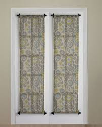 front door window coveringsBest 25 Front door curtains ideas on Pinterest  Sidelight