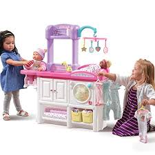 Amazon Step2 Love and Care Deluxe Nursery Playset Toys & Games