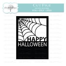 Get this halloween frame today and download it for free. Halloween Frame Cut File Svg Dxf Png So Fontsy