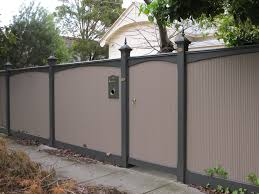 sheet metal privacy fence. Architecture: 2 Beautiful Corrugated Metal Privacy Install U Peiranos Fences Regarding Fence Panels Sheet