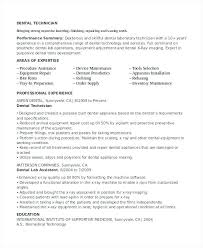 dental technician resume 13 awesome dental technician resume examples