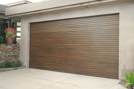 Models Modern Wood Garage Door Click To Enlarge Image Inside Impressive Ideas