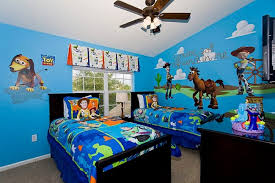 Disney Bedroom Decorations Toy Story 2 Themed Kids Room Disney Bedroom Decor  Theme Ideas Kids
