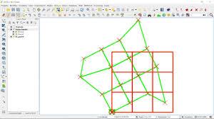 Raster Design Rubber Sheet Qgis Plugin Vector Bender Rubber Sheet Foglio Di Gomma
