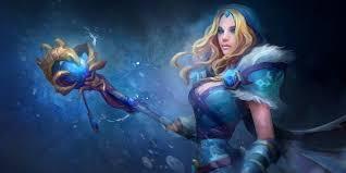 crystal maiden dota 2 and e sports geeks dota 2 and e sports geeks