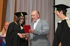 Отличникам ГЦОЛИФК торжественно вручили красные дипломы Отдел  В добрый путь дорогие выпускники