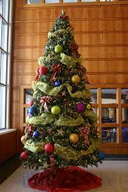 Artificial Christmas Tree PreLit 75u0027 Winter Frost Pine Green Sale On Artificial Prelit Christmas Trees