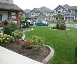 ... Large-size of Nice Front Yard Garden Ideas Designs Lawngarden  Landscaping With Front Yard Along ...