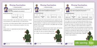Phonics worksheets and online activities. Speech Marks Worksheet Teacher Made