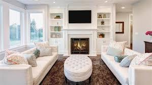 Clean Living Room Best Decorating Design