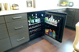 built in beverage refrigerator. Under Counter Beverage Refrigerator The Cabinet Bar Built In
