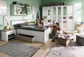 Schlafzimmer Danny Dekor Weiß Pol Power Komplettartikel 2 Bht
