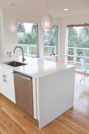 fantastic midcentury kitchen island lighting is caesarstone countertops with wood flooring with kitchen island with mid