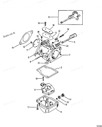 Diagram 4g91 carburetor wiring ga15 engine 22r nissan mercury outboard diagrams drawing free wires electrical circuit