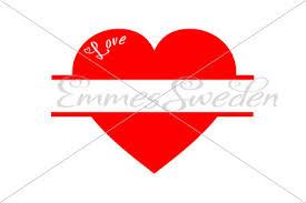 Descubre nuestra selección glam ma svg. Download Split Heart Love Svg Free