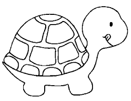 Small Picture Line Drawings Turtle Coloring Sheets Fresh On Decoration Free