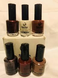 seche vite nail polish lacquer