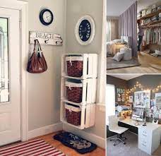 to decorate a small house with low budget