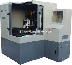 mini desktop cnc router steel mould cnc cutting machine metal carving machine