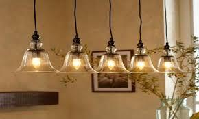 rustic glass pendant lighting. Pottery Barn Pendant Lights Rustic Glass Light Kitchen Vintage Pendants Interior Designs Ideas Lighting