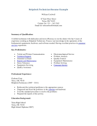Best Sample Resume With No Experience For Your Bartender Resume