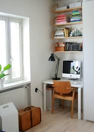 tiny home office. kaisa \u0026 otto\u0027s black and white abode in helsinki tiny home office r