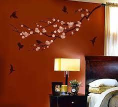 image of romantic decorative wall stencils ideas