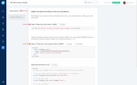Install The Freshchat Messenger On Your Website Freshchat