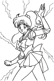 Small Picture sailor jupiter coloring pages 28 images sailor jupiter