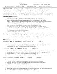 Resume For Lab Technician Adorable Dental Lab Technician Resume Objective For Optical Oliviajaneco