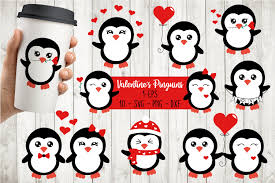 See more ideas about svg animation, animation, svg. Valentine S Penguins Bundle Graphic By All About Svg Creative Fabrica