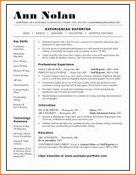 Cover Letter For Broadcast Journalism Job Sample Fellowship Example