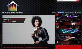 Latest House Music Charts Housecharts Net House Dance Music Charts Website 9