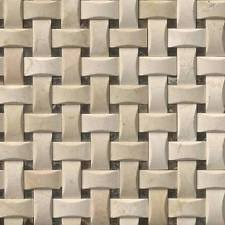 marble basketweave tile. CREMA BASKETWEAVE ARCHED PATTERN POLISHED MARBLE MARFIL FLOOR WALL TILE Marble Basketweave Tile