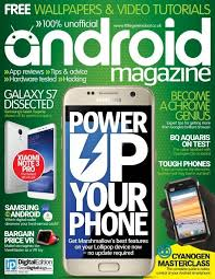 You can surf any website such as google, yahoo, amazon, ebay and hotmail on your phone as you would on a desktop computer. Android Magazine Power Up Your Phone