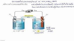 เคมี ม.ปลาย จุดเน้นที่51 : เซลล์กัลวานิก - YouTube