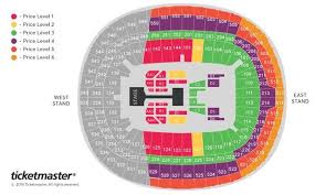 Wembley Stadium Nfl Seating Chart Heres The Wembley Stadium Seating Plan Ahead Of Extra Bts