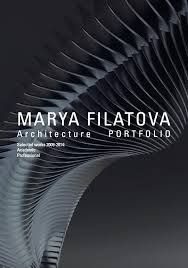architecture design portfolio cover. Unique Design Marya Filatova Architecture Portfolio Design Cover 4 With Architecture Design Portfolio Cover