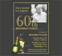 60 birthday invitations free 60th birthday invitation templates 22 60th birthday