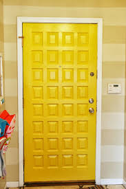 cool door designs. Inspiring Look Of Cool Door Designs : Chic Design Ideas Using Rectangular White Wooden Jamb And D