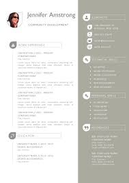 Free Resume Template For Mac Two column resume template word free best of top 100 resume 14